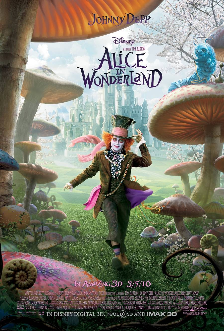Alice in wonderland gallery